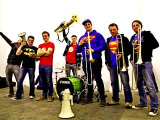 Facking Horns Ravensburg - Jazztime in Town